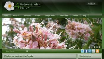 A Native Garden Design